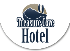 Treasure Cove Hotel - Accomodations Prince George BC